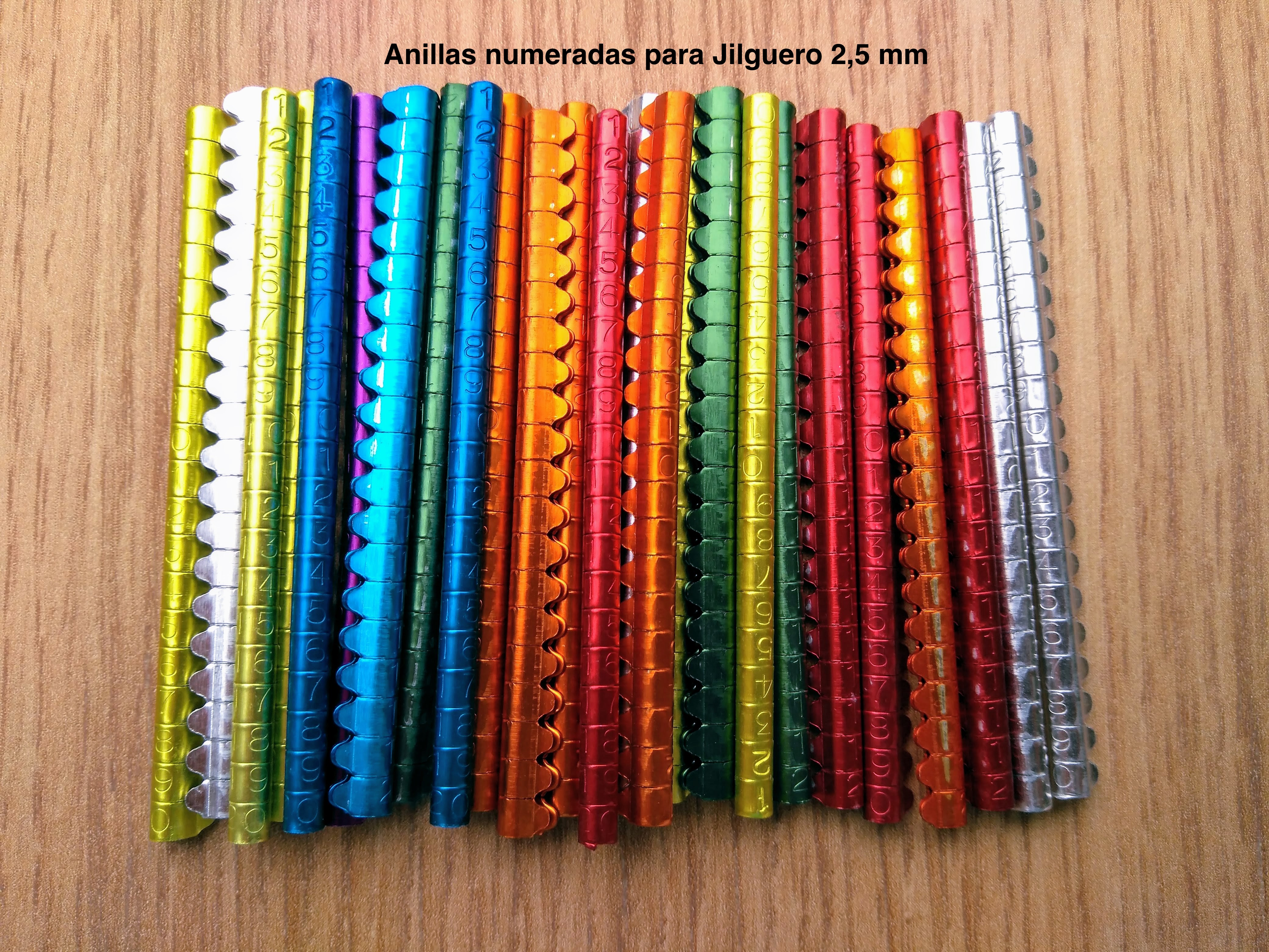 2,5 mm jilguero